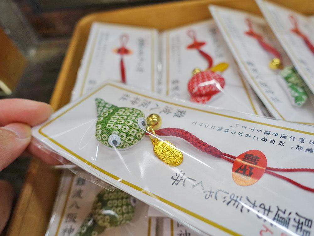 大阪八坂神社 獅子-11