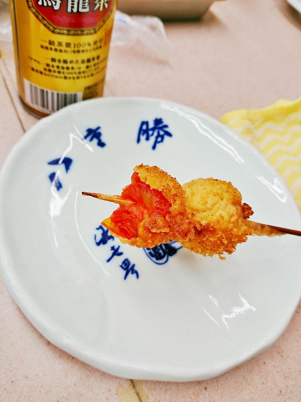 大阪八重勝串炸-1